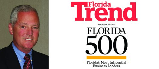 Michael Benstock Recognized among Florida Trend's, FLORIDA 500 Most Influential Business Leaders