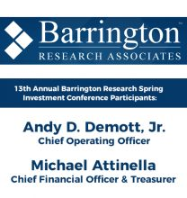 Superior Group of Companies, Inc. to Participate in the 13th Annual Barrington Research Spring Investment Conference